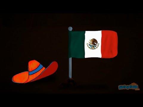 Mexico - Fun Facts Series EP26   Mocomi Kids