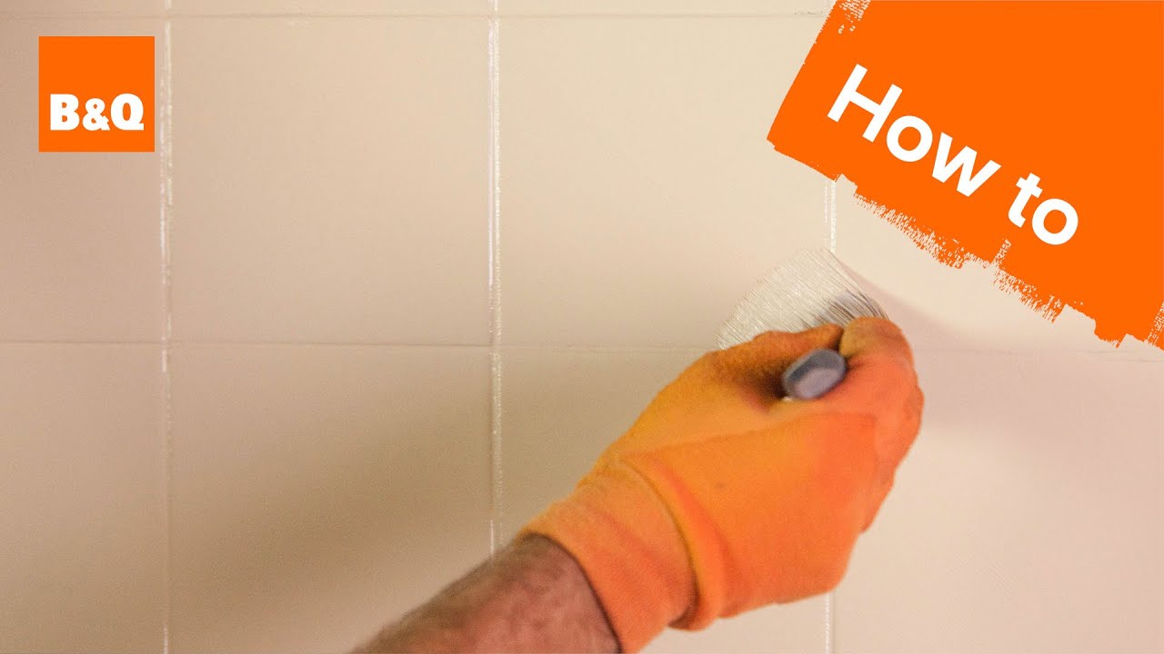 How to paint tiles youtube dailygadgetfo Images