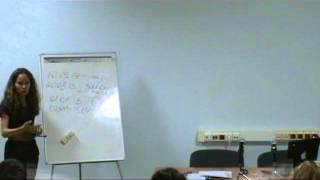 Особенности проведения общих собраний собственников помещений многоквартирных домов(Видеосеминар подготовлен к показу в сентябре 2013 года и является фрагментом очного семинара