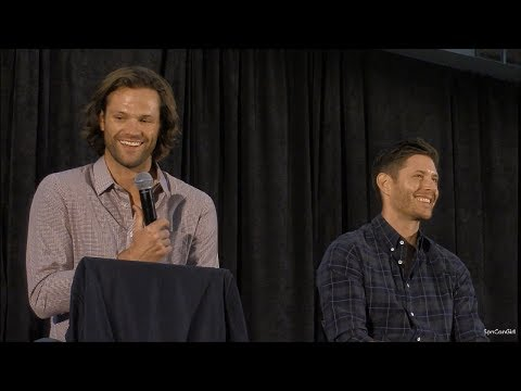 SpnPitt Jared Padalecki and Jensen Ackles Main FULL Panel SpnPitt 2017