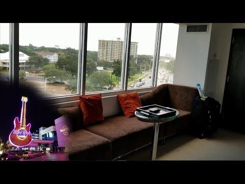 Hard Rock Hotel and Casino Biloxi Mississippi Platinum Tower Room 503 Walkthrough - 2017