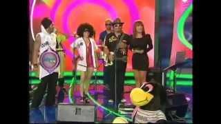 Los Terapeutas del Ritmo - 80´s en Cumbia mix (Magaly TV) 06/06/2012