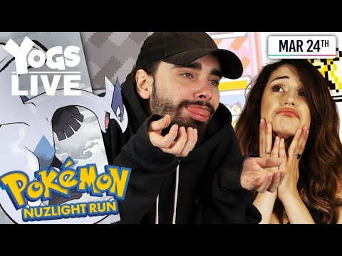 POKEMON FROM HOME! - Harry & Lydia Nuzlite Run! - Pokémon SoulSilver! - 24/03/20