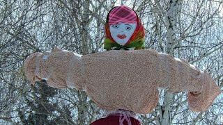видео Проводы русской зимы. Масленица