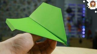 Como fazer um Avião de Papel que Voa Muito