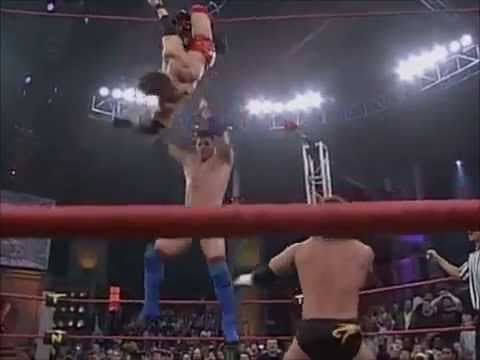 FULL MATCH - D-Generation X vs. The Spirit Squad - Handicap Match: Saturday Night's Main Event 2006 from YouTube · Duration:  12 minutes 8 seconds