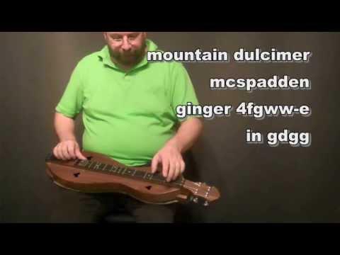 Home on the range (Mountain dulcimer - fingerpicking)