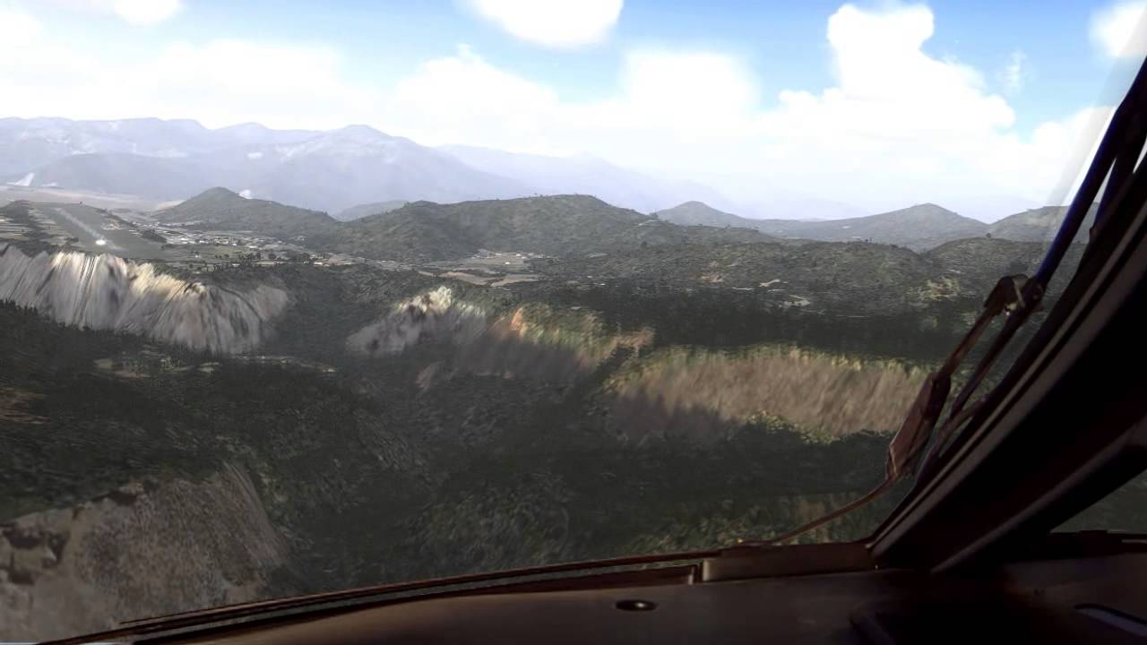 Challenging Landing at SKPS - Antonio Nariño Airport, Colombia