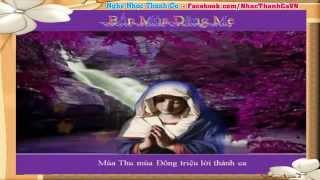 Bốn Mùa Dâng Mẹ - Diệu Hiền