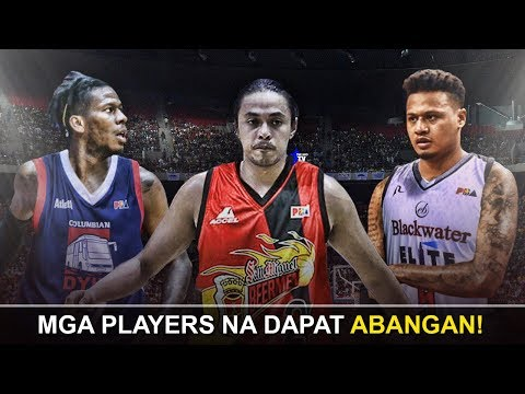 Players na kaabang-abang ngayon season! | Ft. Perez, Parks and Romeo