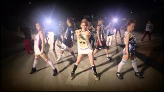 Cindy袁詠琳【FLY TONIGHT】舞蹈版MV「鏡面 50%減速」mirror slow motion version
