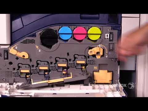 Xerox® WorkCentre® WC7435/7535/7830/7970i LED Print Head Cleaning