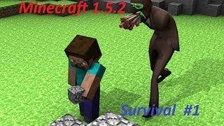 Survival #1 Minecraft 1.5.2(Всем привет! ip:176.9.137.9:10000((хихихи)) Как и обещал команды! Креатив /server creative Мини-игры /server minigames Подписывайтесь..., 2014-04-23T05:59:10.000Z)