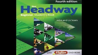 Lesson 3 New HeadWay English Beginner Students S Book لن تجد وضوح مثله HD
