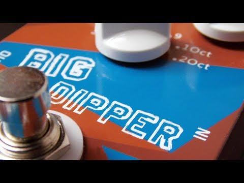 Caline Big Dipper demo