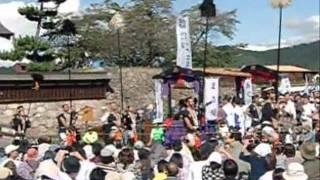 真田十万石祭り 2010年 4。 CIMG8572 ムービー.wmv