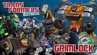 TRANSFORMERS: THE BASICS on GRIMLOCK
