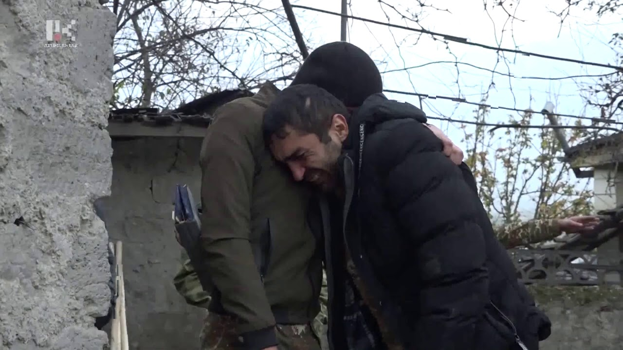 Տեսանյութ.Ստեփանակերտում Ադրբեջանի հրռիթակոծությունից զոհվածները եղբայրներ են ու նրանց տատիկը