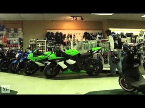 Orlando Yamaha Kawasaki FL Motorcycle Accessories Parts - YouTube