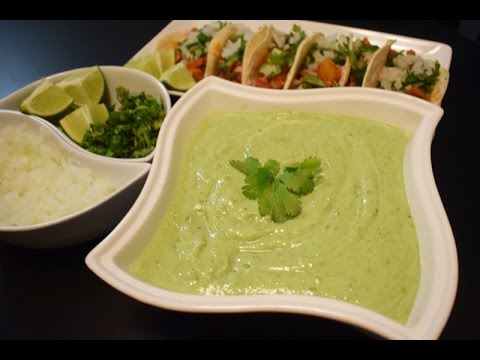 Recipe Avocado Salsa, super easy, Mexican 2018