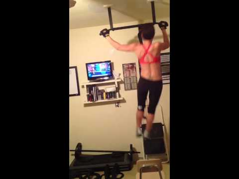 P90X2 Around the World Pullups - V Sculpt is AWESOME!