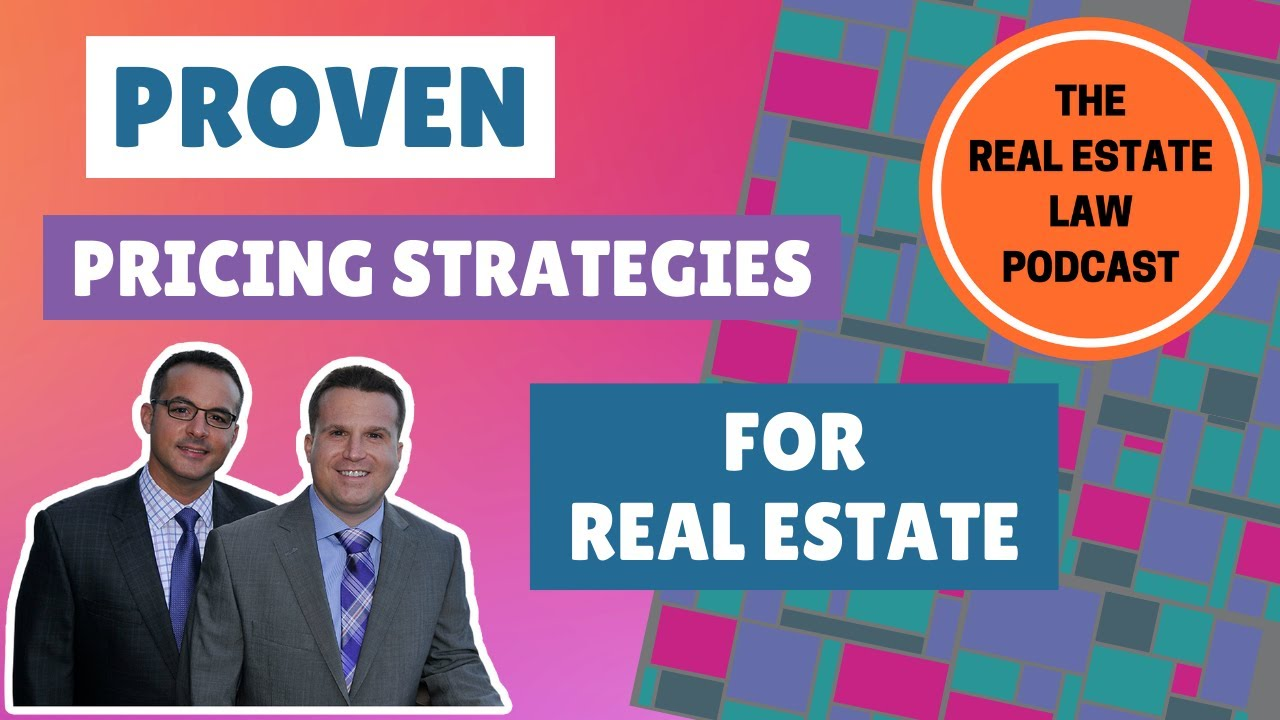Proven Pricing Strategies for Selling Real Estate