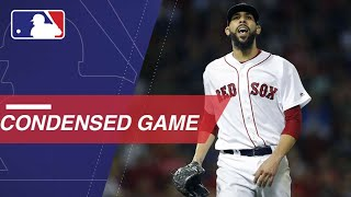 Condensed Game: TB@BOS - 8/18/18