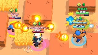1000 IQ Maple Barley vs 500 IQ Poco I Brawl Stars Wins & Fails Funny Moments