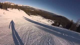 Stump Run - Mammoth Mountain