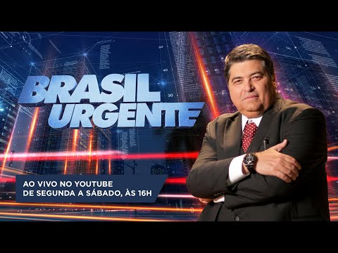 AO VIVO BRASIL URGENTE COM DATENA – Lázaro está prestes a ser preso 24/06/202