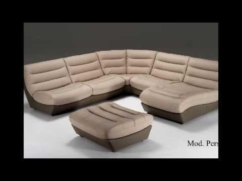 Огромные угловые диваны