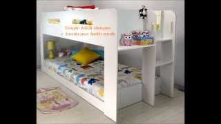4myhome-kids Range-bunk Beds, Loft Beds, Kids Beds, Kids Furniture
