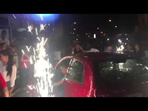 Ganador del automóvil de Yariguies Stereo