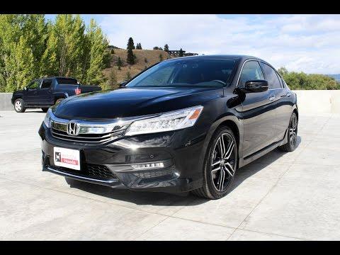 NEW 2017 Honda Accord Sedan Review - Harmony Honda - Kelowna, BC