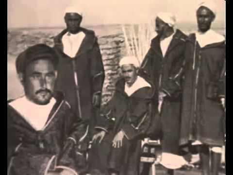 betrayal of Morocco by kings of the dynasty alaoui