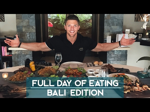 Full Day Of Eating | Bali Edition