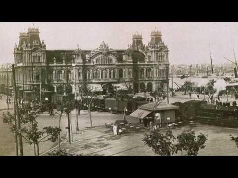 BARCELONA,UN SIGLO DE HISTORIA