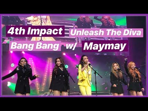Jessie J - Bang Bang | 4th Impact - Unleash The Diva ft. May May