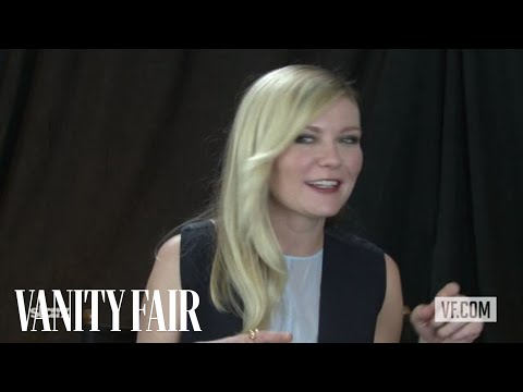 "Kirsten Dunst and Walter Salles Talk to Vanity Fair's Krista Smith About ""On the Road"""