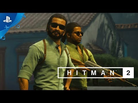 Hitman 2 - Colombia Trailer | PS4