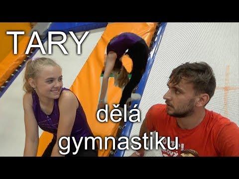 TARY zkouší holčičí gymnastiku /LEA