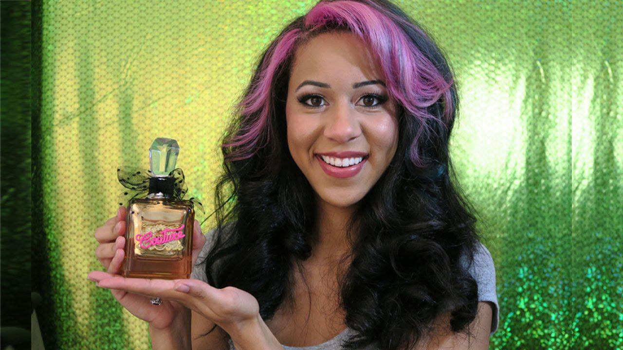 31e87c5fb2c Viva La Juicy Gold Couture Perfume Unboxing - YouTube