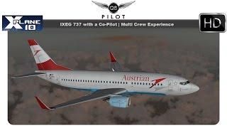 [X-Plane] IXEG 737 with CoPilot | EPWA ✈️ LOWW | Multi Crew Experience