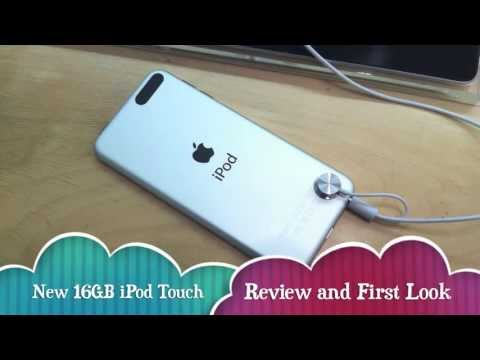 16GB iPod Touch 5th Gen: Review and First Look