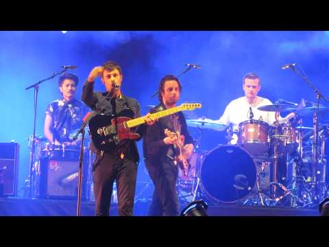 The Maccabees - Grew Up At Midnight Live @ Alexandra Palace
