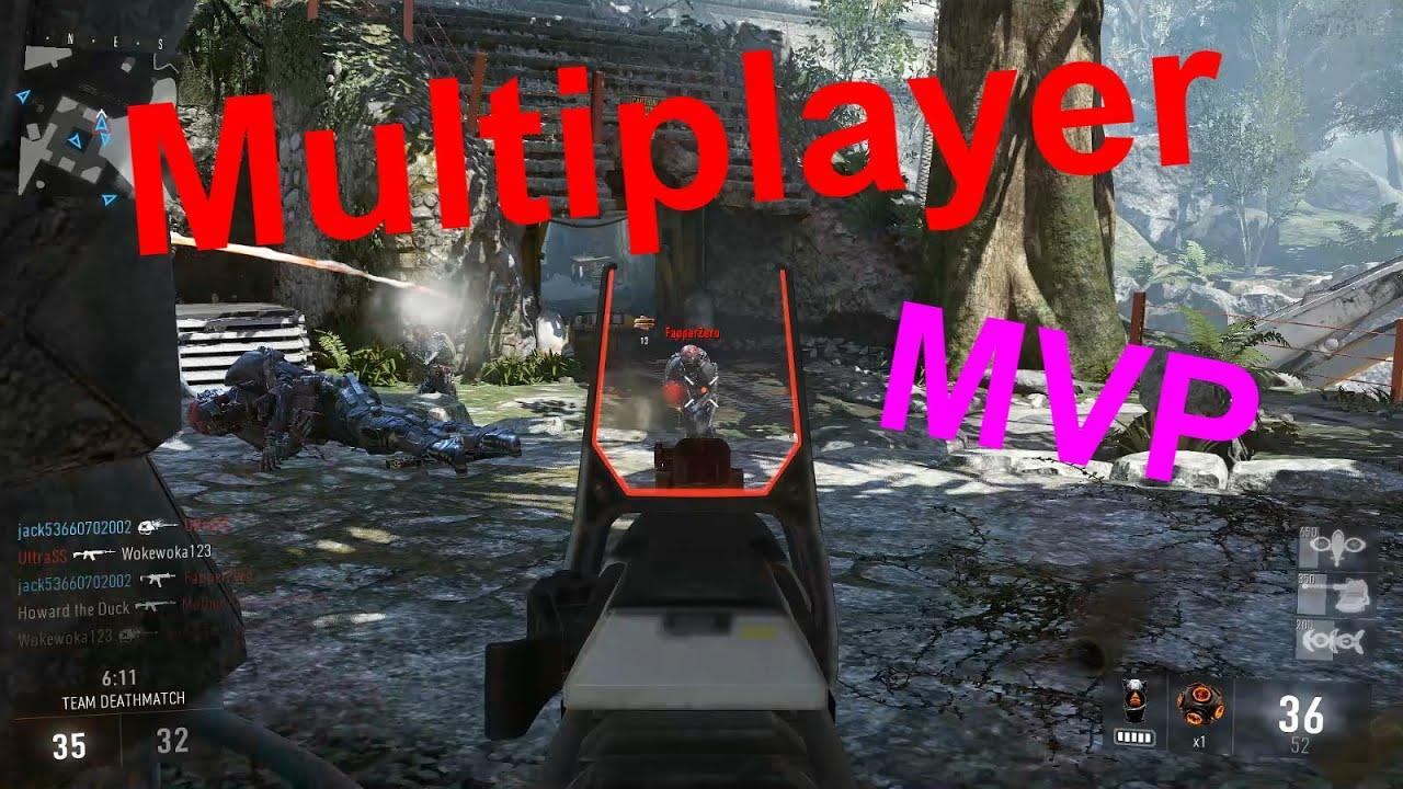 決勝時刻:先進戰爭 Call Of Duty:Advance Warfare - 60fps 多人連線模式MVP - YouTube