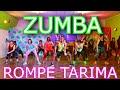 ROMPE TARIMA by Dj Emus ft. Hakka mix (((ZUMBA)))