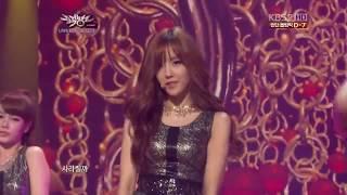 T-ARA 티아라_데이바이데이 DAY BY DAY_20120720 KBS2 뮤직뱅크