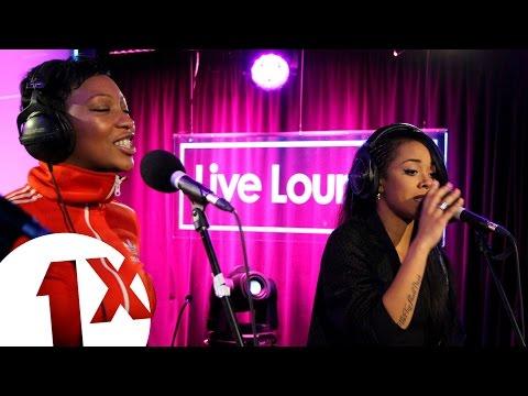 Terri Walker & Melissa Steel - Let Me Love You/Heard It All Before In The Live Lounge