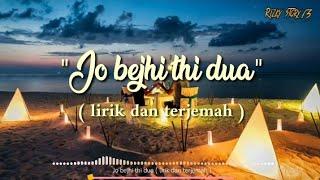 Download Lagu Lagu india sedih - Jo Bejhi Thi Dua (lirik dan terjemah)... mp3